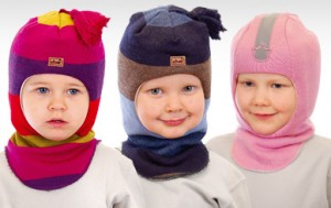 Bērnu cepures Kivat