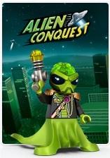 Lego Alien Conquest (Новинки)