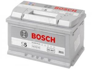 Аккумуляторы BOSCH и BOSCH Silver