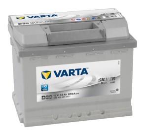 Аккумуляторы VARTA SILVER