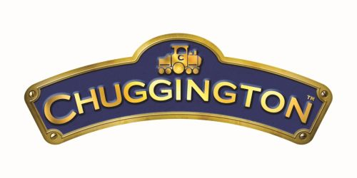CHUGGINGTON Паравозик