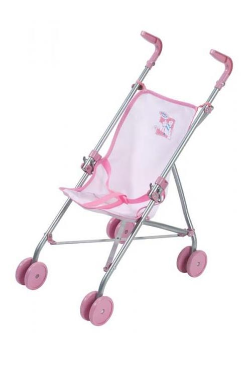 ZAPF CREATION 809303 BABY BORN® STROLLER leļļu ratiņi ()  12.73