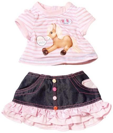Zapf Creation Baby Born 790281 Lelle Baby Annabell Time to sleep Jaunums