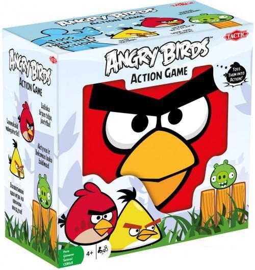 Galda spēle TACTIC 40554 Angry Birds