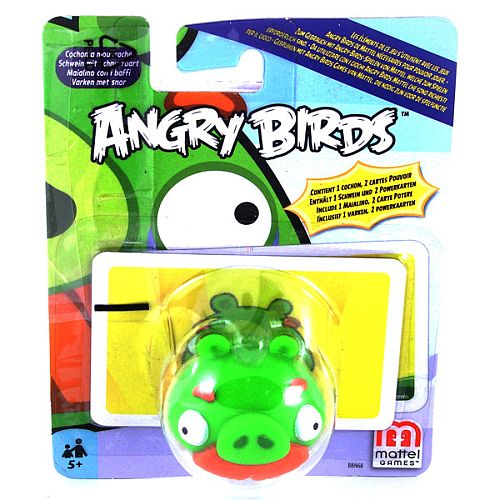Mattel X6913 Spēle Angry Birds Space