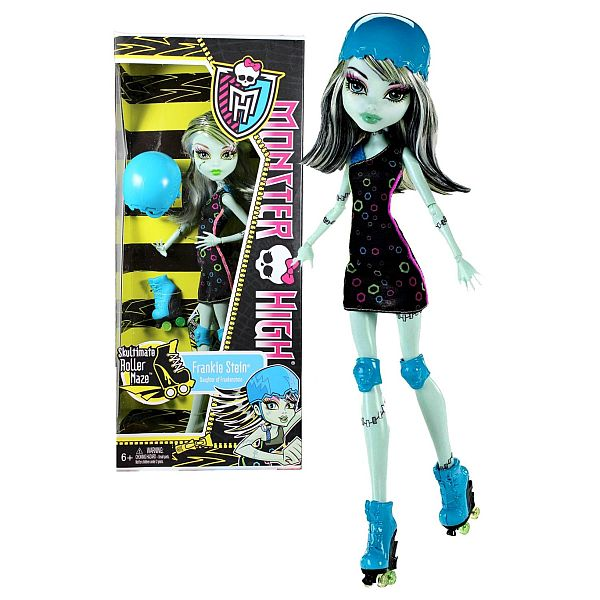 Mattel/Tactic/Hasbro () X3671 / X3672 Monster High Lelle Frankie Stein  21.98