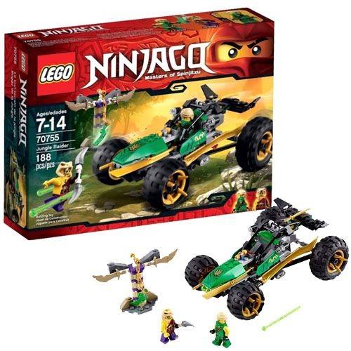 70755 LEGO Ninjago Tropu bagijs, no 7 līdz 14 gadiem NEW 2015  23.75