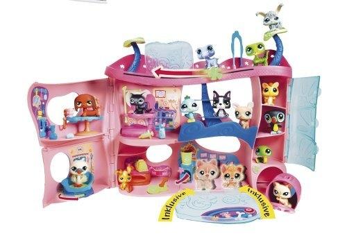 Hasbro 94629 94630 littlest petshop - Jeux de salon de toilettage pour animaux gratuit ...