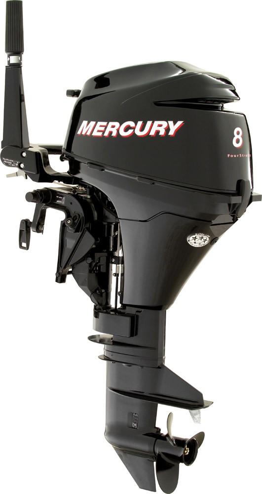 4-taktu dzinējs Mercury F6 / F6 ML