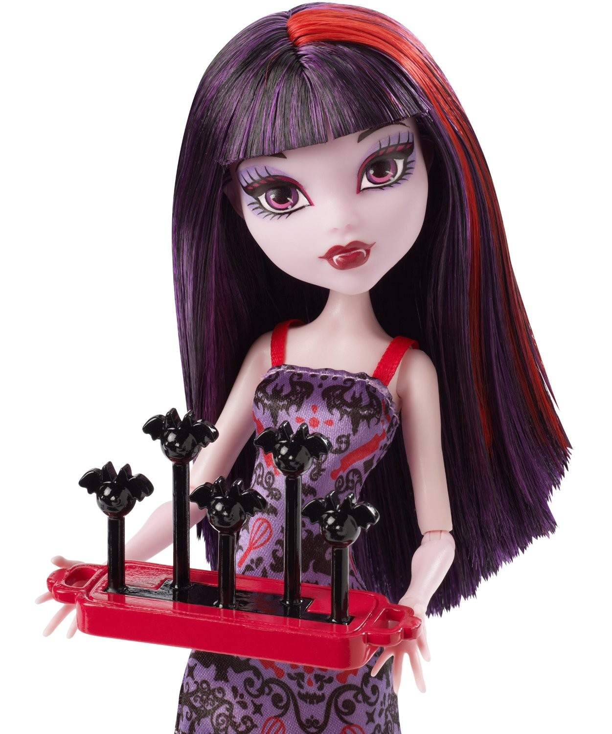 DNX20 / DNX18 Monster High  Welcome to Monster High Cleo De Nile Doll