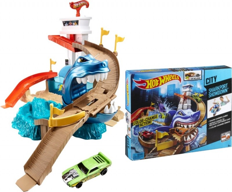 BDP01 / BMK80 Fisher-Price Thomas The Train: Trackmaster Rugged Rails Repair Delivery