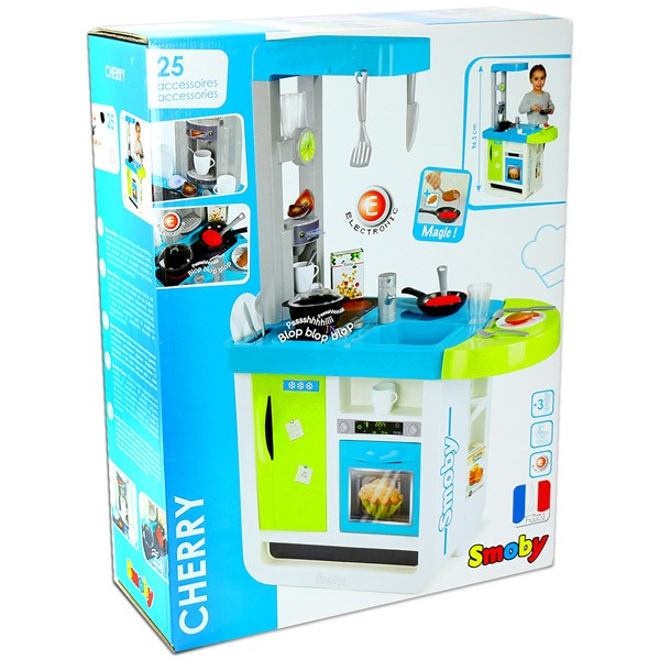 08369 Smoby Garbage truck