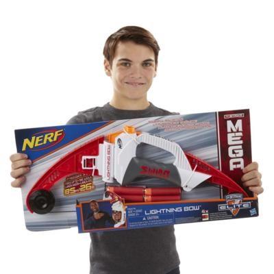 B7784 Hasbro  ir uz vietas NERF Nstrike Accustrike Alphahawk Blaster