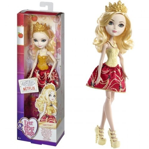 DLB36 / DLB34 Ever After High Apple Lelle  Doll MATTEL