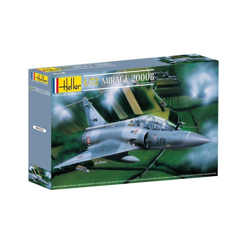 Heller Līmējamais modelis Lidmašīna 50218 CAUDRON CR 714 1/72