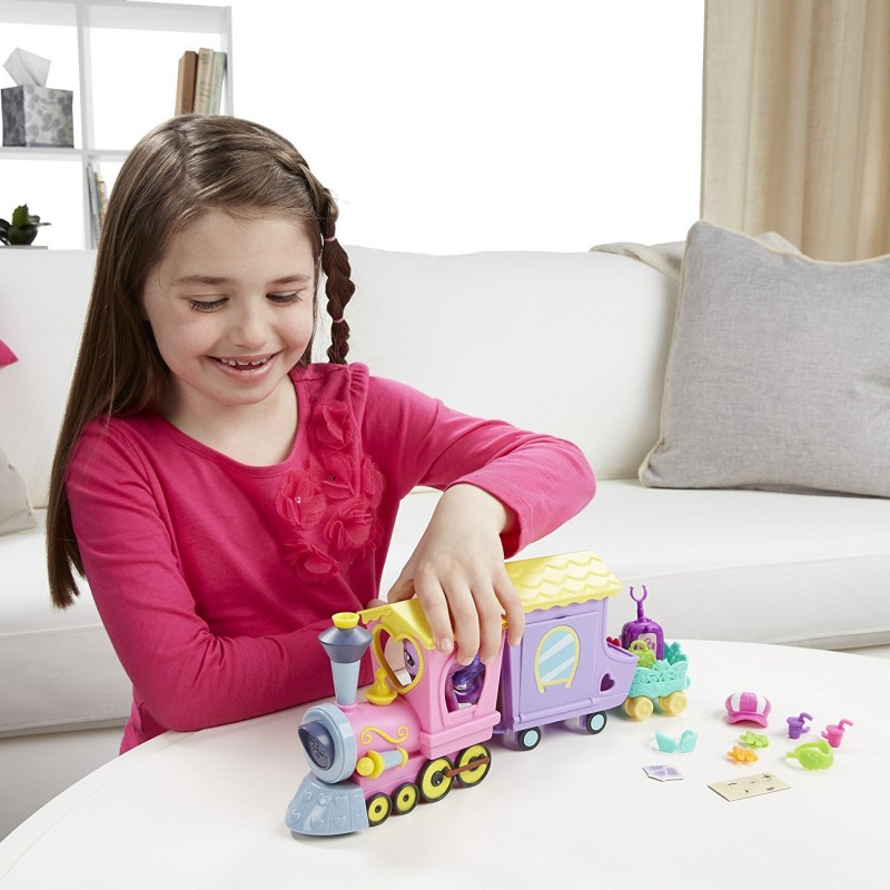 B5363 Hasbro My Little Pony Dzelzceļš
