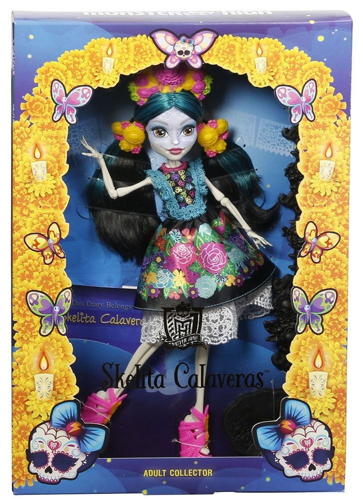 DVH82 / DVH80 Ever After High Archery Rosabella Doll MATTEL