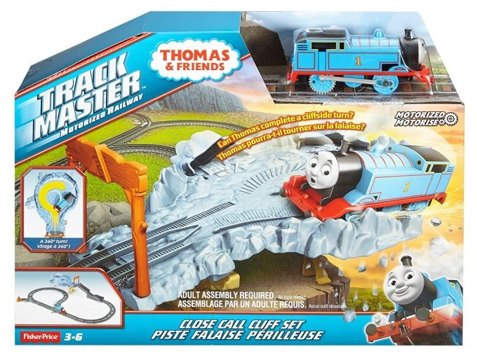 BDP13 * Trackmaster Thomas and Friends: Revolution  Avalanche Set (Tale of the Brave) MATTEL