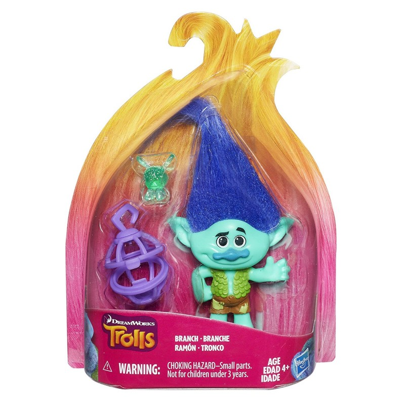 B7347 / B6555 DreamWorks Trolls Branch Collectible Figure