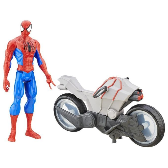 archetypes spider man and hero cycle
