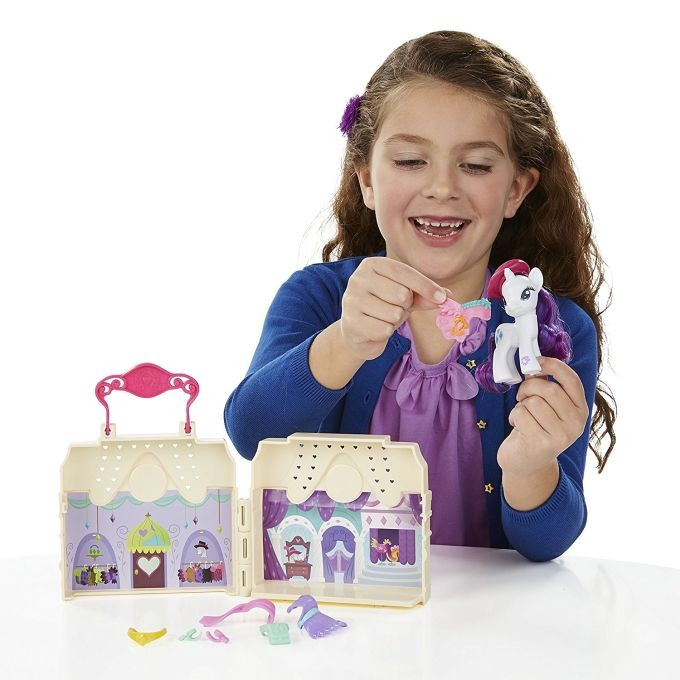 B5390 / B3604 My Little Pony Ponijs, māja un aksesuāri My Little Pony Friendship is Magic Rarity Dre