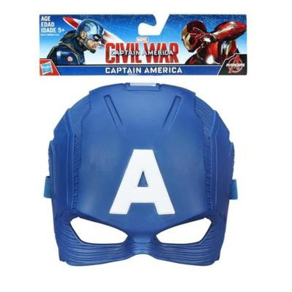 B6742 / B6654 Captain America: Civil War Role Play Mask - Iron Man