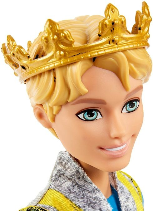 DVH78 Ir uz vietas Ever After High Prince Daring Charming Doll MATTEL