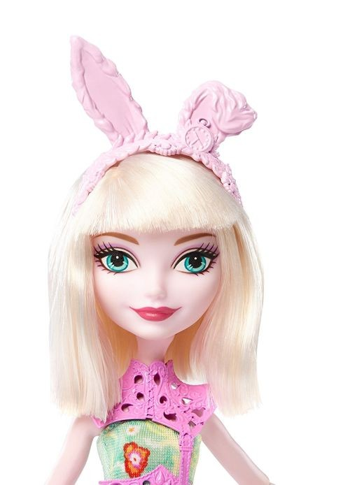 DVH81 / DVH82 Ever After High Archery Bunny Doll MATTEL