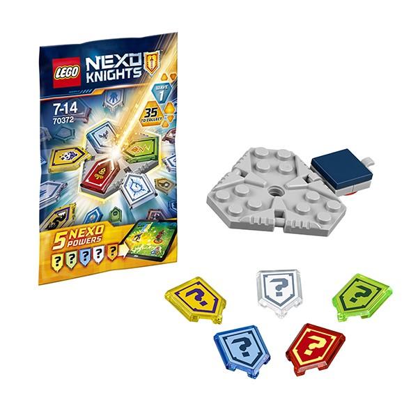 70323 LEGO Nexo Knights Jestros Volcano Lair, no 9 līdz 14 gadiem