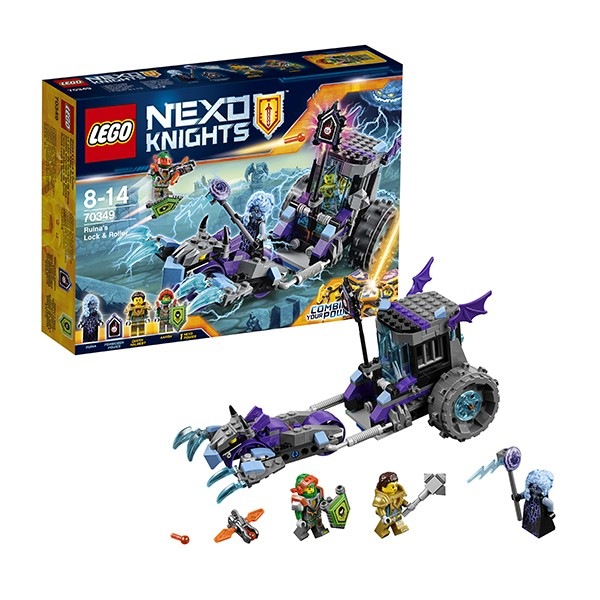 70317 Lego Nexo Knights The Fortrex