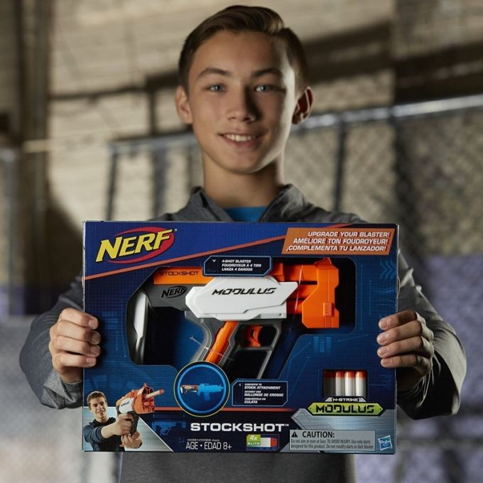 B1756 NERF Игрушка бластер Нёрф Модулус Боевой Скаут HASBRO