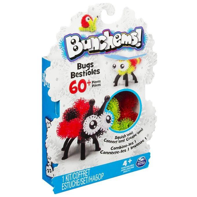 6028258 Bunchems Dadžu radošais komplekts Spin master