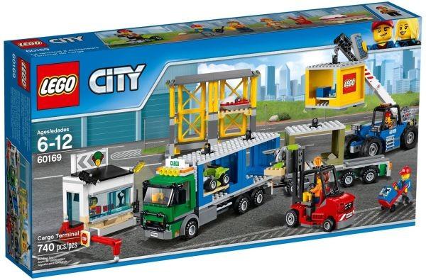 60052 LEGO City Kravas vilciens, no 6 līdz 12 gadiem NEW 2017