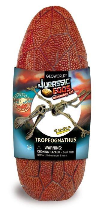CL573K GEOWORLD Набор для раскопок Тираннозавр T-Rex Glow in the Dark