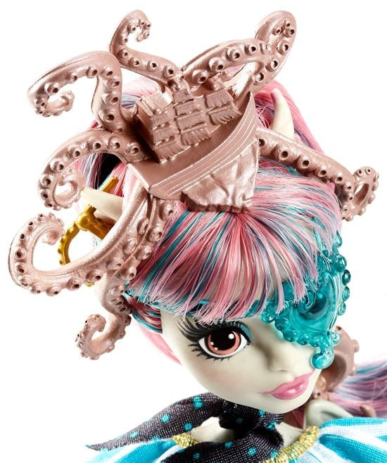 DNX33 / DNX32 Monster High Welcome to Monster High Draculaura Doll