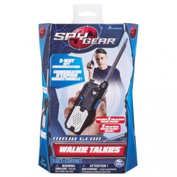 Wild Planet 70161 Spy Disc Shooters Spy Gear (Ir Uz Vietas)