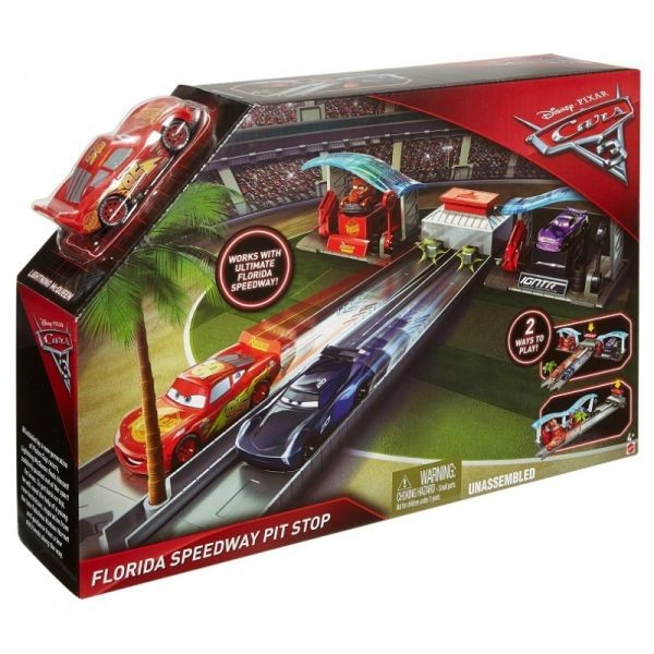 FBN52  Disney Cars  20-Inch Cars 3 Lightning McQueen Vehicle  Izmērs- 50CM