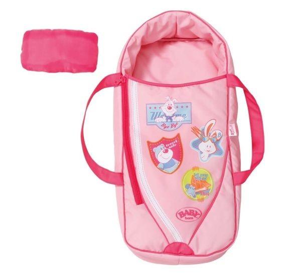 (Ir Uz Vietas) 8383 Bērnu somiņa Barbie 24X24CM
