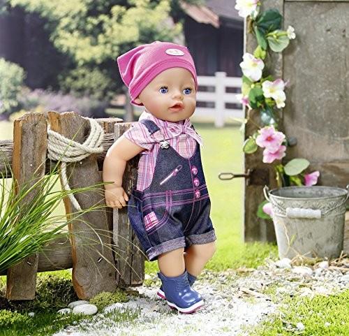 822067e Baby Born ir uz vietas Shoes With Funny Pins Modīgie apavi