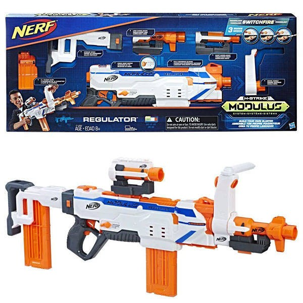 C1294 Nerf Modulus Regulator