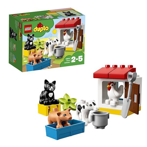 Lego 6158 Duplo Veterinārā klīnika