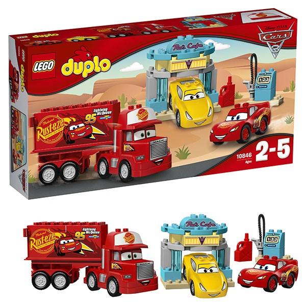 10837 LEGO® DUPLO Ziemassvētku vecīša svētki, no 2 līdz 5 gadiem NEW 2017!