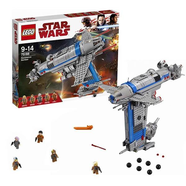 75092 LEGO Star Wars Naboo Starfighter, no 8 līdz 14 gadiem NEW 2016!