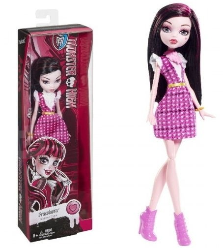 FDT57 Mattel Monster High VOLTAGEOUS HAIR FRANKIE STEIN