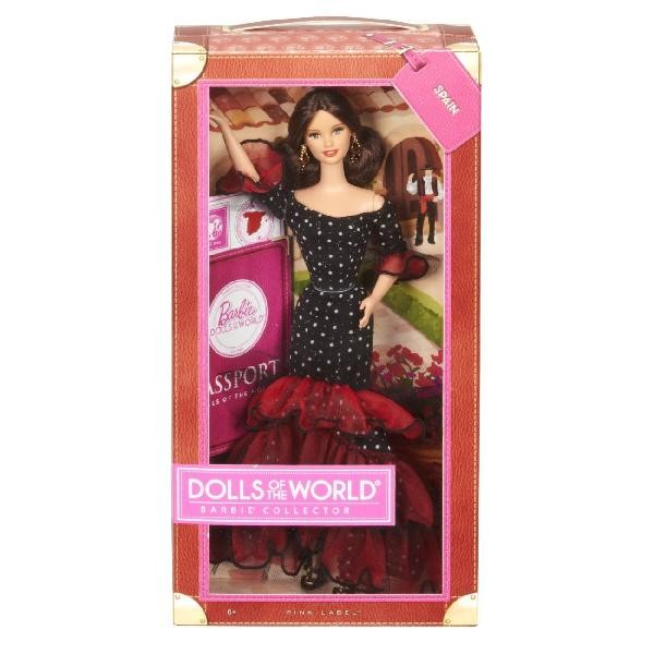 DRD25 The Peace, Love, Hope Collection - Holiday Barbie  MATTEL