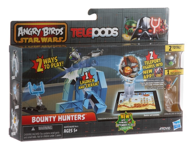 Mattel x3029 Spēle Angry Birds (Ir Uz Vietas)