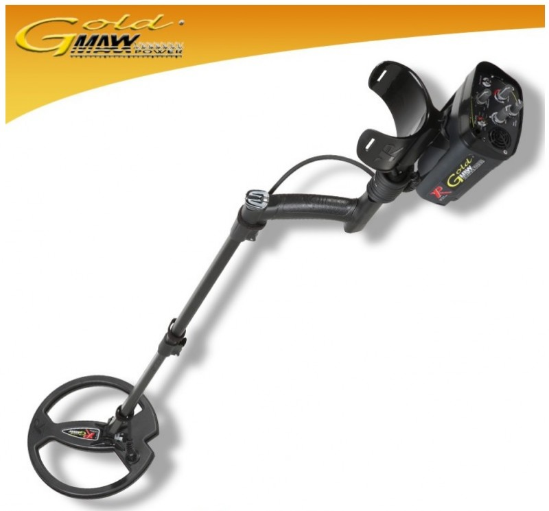 XP GOLD MAXX POWER Metāla detektors Gold Maxx Power (XP DETECTORS) 4. Versija 2014 ()  690.00