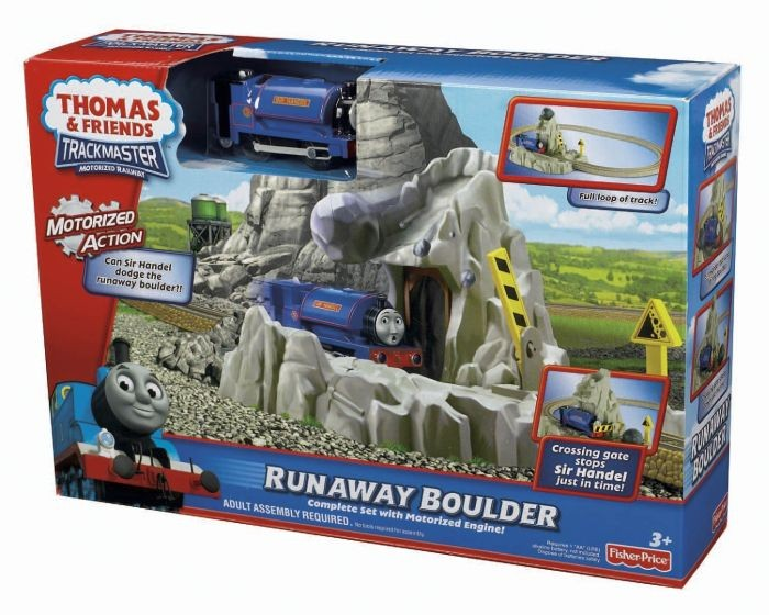 BML09 / BMK86 / BMK87 Fisher-Price JAMES TRACKMASTER THOMAS & FRIENDS