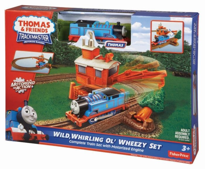 BML11 / BMK86 / BMK87 Fisher-Price Thomas The Train - TrackMaster Motorized EDWARD Engine