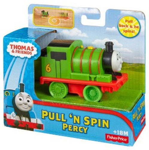 BMK89 /BMK88 Fisher-Price BMK89 Thomas The Train - TrackMaster Motorized Hiro Engine